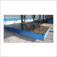 Cast Iron Box Angle Plate with T-Slot