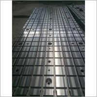 Finish precision casting cast iron t-slot welding table