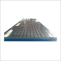 Precision Welding Machine CI Bed Plate
