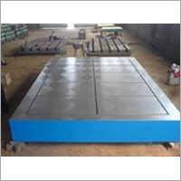 T Slot Floor Plate
