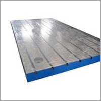 Steel Welding T-Slotted Table