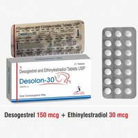 Desogestrel + Ethinylestradiol