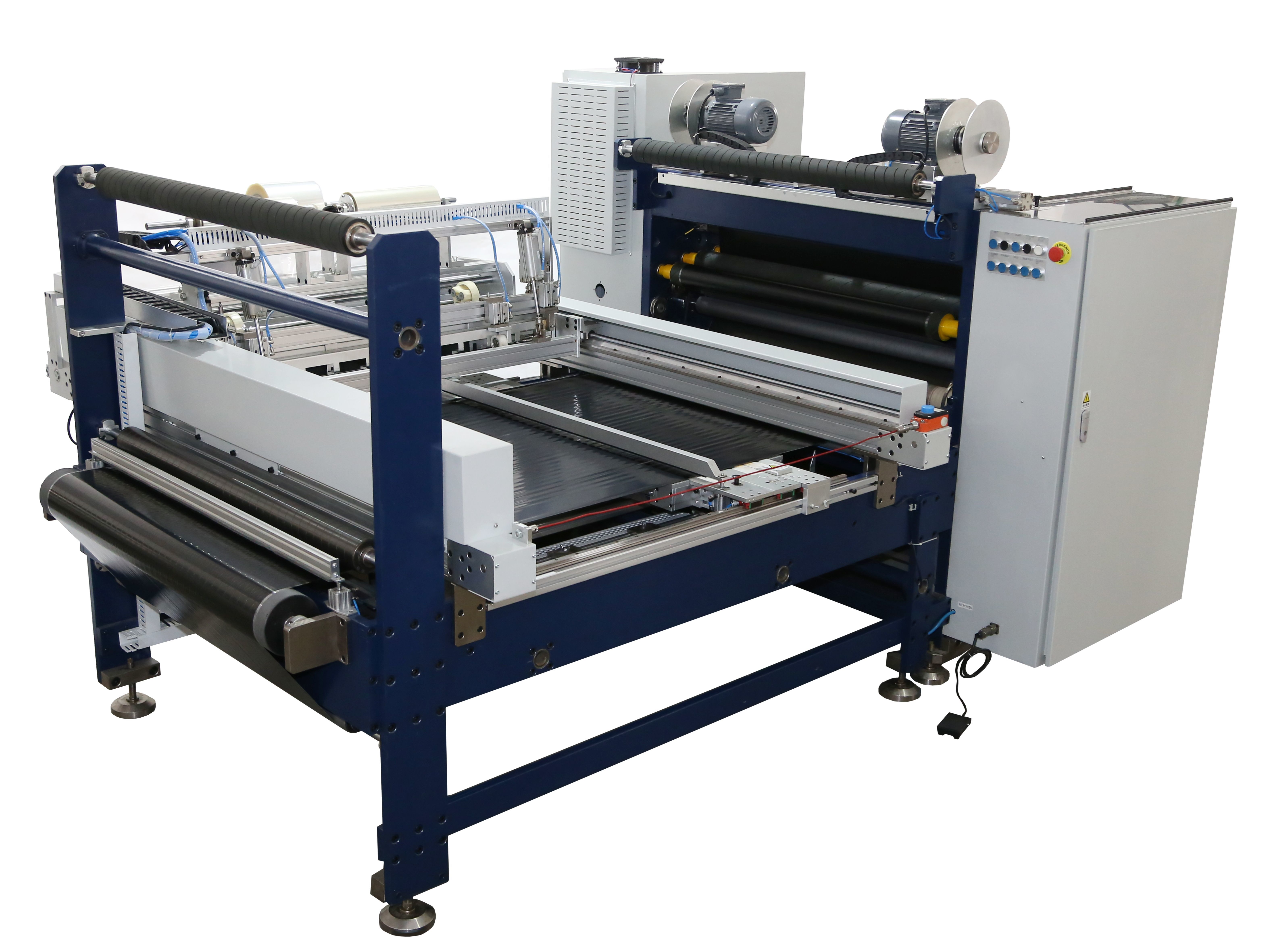 Fully Automatic TTR Slitter RSDS8 Plus