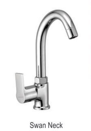Single Lever Swan Neck Tap