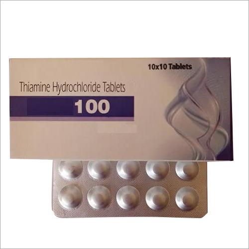 Thiamine Hydrochloride 50mg Tablets