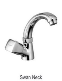 Swan Neck Tap With Left Knob