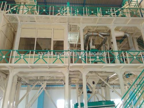 Multipurpose Cleaning Plant