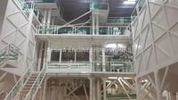 Maize seed cleaning Plant