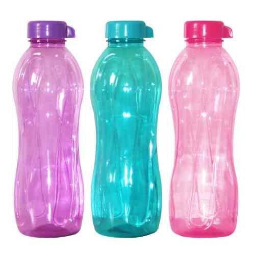 Plastic Fridge Bottle AQUA