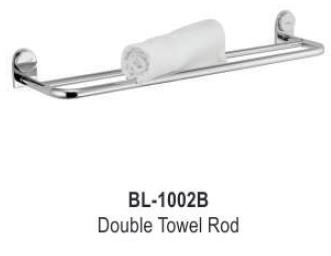 Double Towel Rod