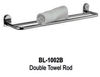 Double Towel Rod