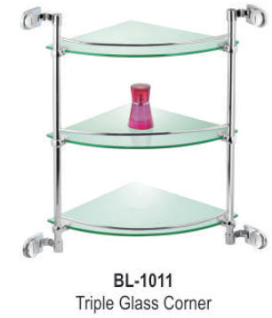 Tripple Glass Corner
