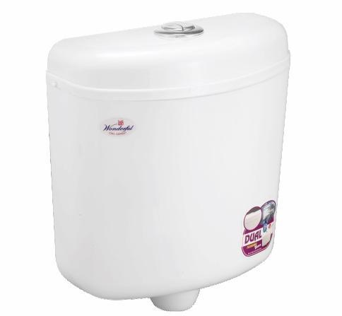 Slim Dual Flush Toilet