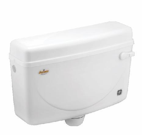 Side Handle Flushing Cistern