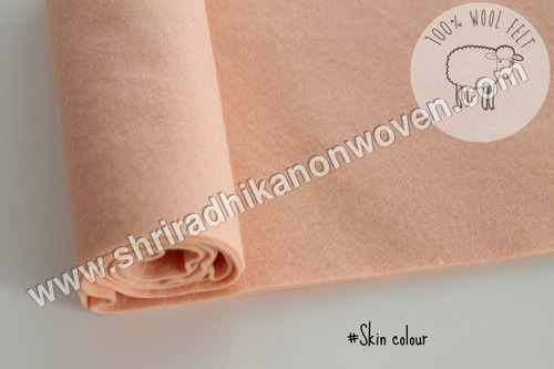 100% Wool Color Felts