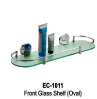 Front Glass Shelf (Oval)