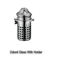 Odonil Glass With Holder