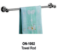 Onix Towel Rod