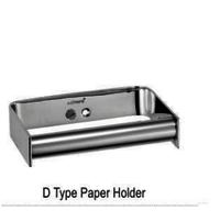 D Type Paper Holder
