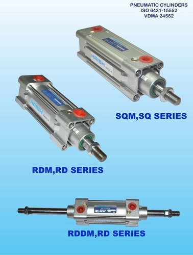 Pneumatic  Valve And Cylinder