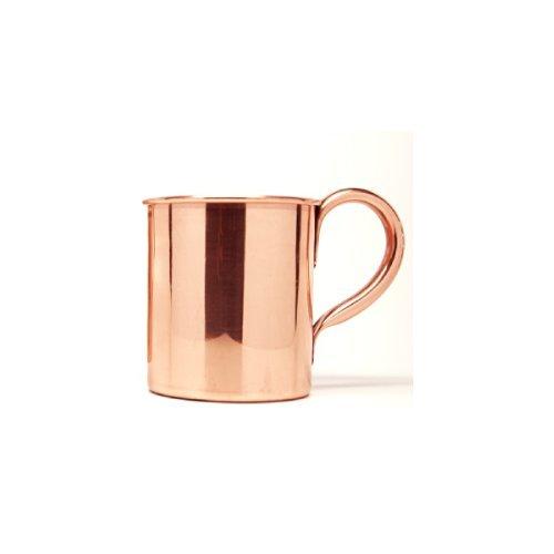 Plain Mule Mug