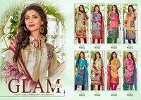 Summer Cotton Printed Salwar Suit