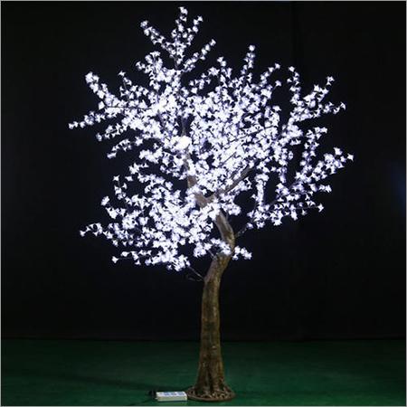 White LED Tree