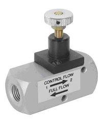 pneumatic flow control valve