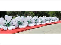 Inflatable Flowers