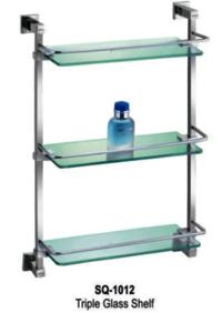 Tripple Glass Shelf