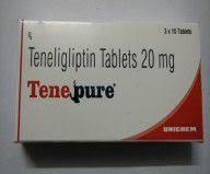 TENELIGLIP 20