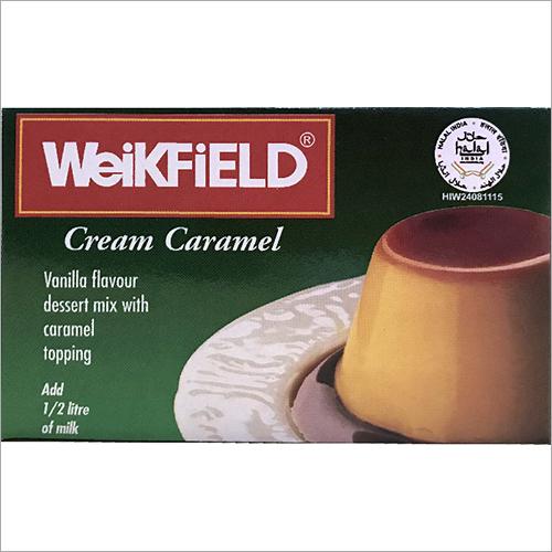 Cream Caramel Pudding Mix