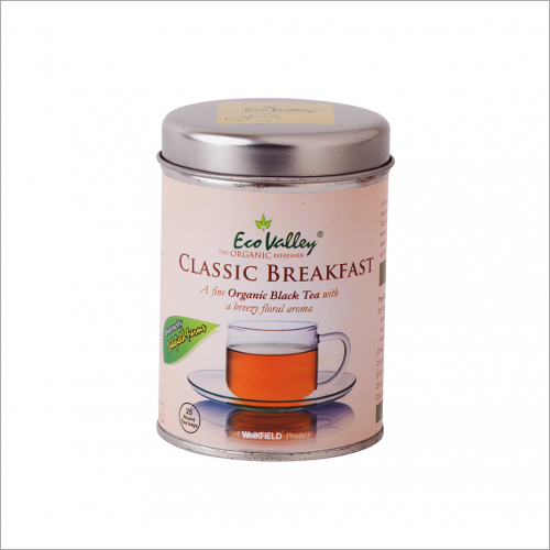 Classic Breakfast Organic Tea