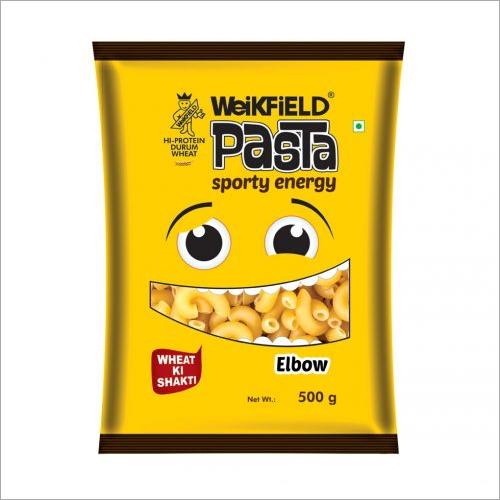 Elbow Pasta Packaging: Plastic Packet