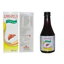Livo + Syrup (Liver Tonic)