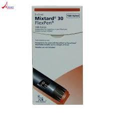 MIXTARD 30 FLEXPEN