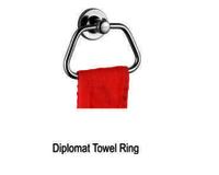 Diplomat Towel Ring