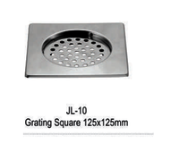 Grating Square 125x 125 mm.