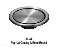 Pop Grating 125 mm Round