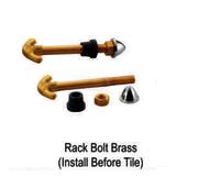 Rack Bolt Brass