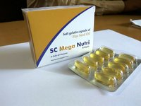 Flax Seed Oil Softgel Capsules