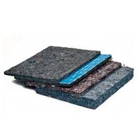 Air Laid Resinated Felts
