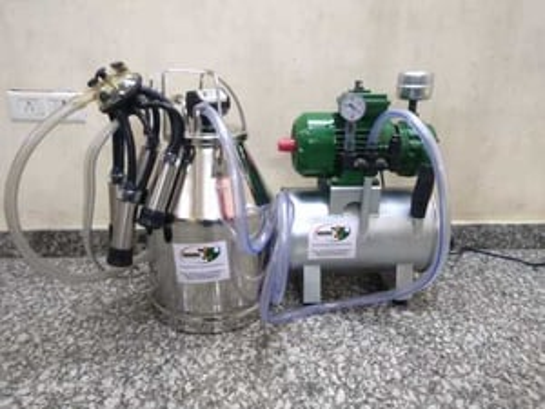 Bucket Milking Machine