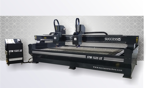 STM1325-2Z CNC Stone Engraving Machine