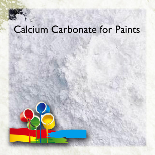 Calcium Carbonate For Paints