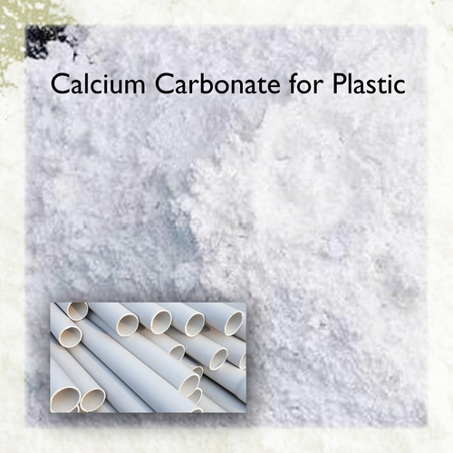 Calcium Carbonate For Plastic