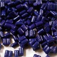 LLDPE Blue-Plastic-Granules