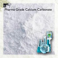 Pharma Grade Calcium Carbonate