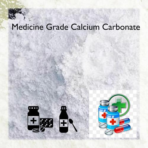 Medicine Grade Calcium Carbonate