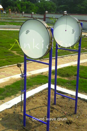 Science Park equipments Sound Wave Drum